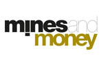 Mines and Money Hong Kong 2018. Логотип выставки