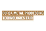 Bursa Metal Processing Technologies Fair 2015. Логотип выставки