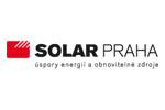 SOLAR PRAHA 2015. Логотип выставки