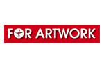 FOR ARTWORK 2014. Логотип выставки