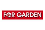 FOR GARDEN 2015. Логотип выставки