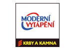 MODERNI VYTAPENI / KRBY A KAMNA 2016. Логотип выставки