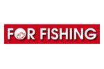 FOR FISHING 2018. Логотип выставки