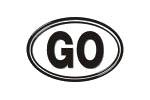 GO 2019. Логотип выставки