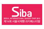 Siba 2016. Логотип выставки