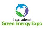International Green Energy Expo Korea 2016. Логотип выставки