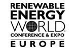 Renewable Energy World Europe 2017. Логотип выставки