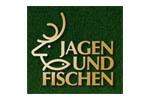 Jagen und Fischen 2018. Логотип выставки