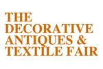 The Decorative Antiques & Textiles Fair 2017. Логотип выставки