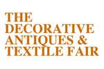 The Decorative Antiques & Textiles Fair 2018. Логотип выставки