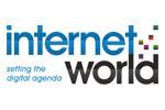 Internet World UK 2014. Логотип выставки