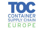 TOC Container Supply Chain Europe 2019. Логотип выставки
