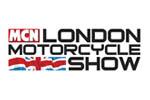 MCN London Motorcycle Show 2016. Логотип выставки