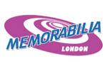 Memorabilia London 2016. Логотип выставки