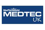 MEDTEC UK 2016. Логотип выставки