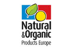 Natural & Organic Products Europe 2017. Логотип выставки