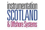 Instrumentation Scotland 2018. Логотип выставки