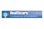 Healthcare Estates 2018. Логотип выставки