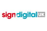 Sign & Digital UK 2018. Логотип выставки