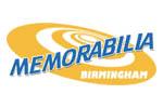 Memorabilia Birmingham 2016. Логотип выставки