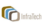 InfraTech Belgium 2021. Логотип выставки