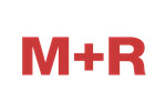 M+R Antwerp 2018. Логотип выставки