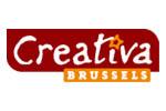 Creativa Bruxelles 2018. Логотип выставки