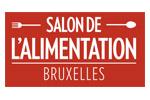 Salon de l'alimentation Bruxelles 2017. Логотип выставки