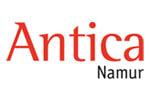 Antica Namur 2017. Логотип выставки