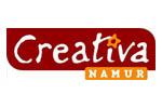 Creativa Namur 2013. Логотип выставки