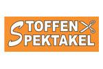 Stoffen Spektakel Hasselt 2014. Логотип выставки