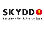 Skydd - Security, Fire & Rescue 2018. Логотип выставки