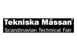 Tekniska Massan 2013. Логотип выставки