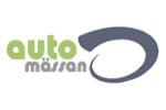 Auto Massan 2020. Логотип выставки