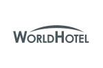 WorldHotel 2017. Логотип выставки