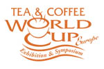 Tea & Coffee World Cup - Europe 2018. Логотип выставки
