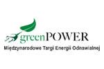 GREENPOWER 2016. Логотип выставки