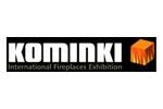Kominki - Fireplaces Poznan 2016. Логотип выставки