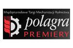 Polagra-Premiery 2018. Логотип выставки