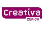 Creativa Zurich 2017. Логотип выставки