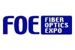 FOE - Fiber Optics Expo 2018. Логотип выставки