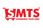 SMTS - Super Market Trade Show 2018. Логотип выставки
