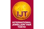 IJT - INTERNATIONAL JEWELLERY TOKYO 2019. Логотип выставки