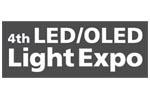 LED/OLED Light Expo 2014. Логотип выставки