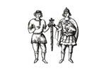 Клинок - традиции и современность 2018. Логотип выставки