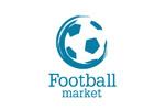 Футбол Маркет 2017. Логотип выставки