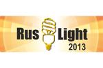 Rus Light 2013. Логотип выставки