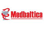 Medbaltica 2018. Логотип выставки