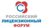 Российский лицензионный форум 2013. Логотип выставки