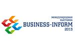 BUSINESS-INFORM 2014. Логотип выставки